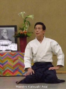 Katsuaki Asai Sensei