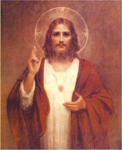 Jezus als Paramatma Jezus
