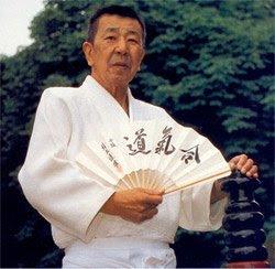 Michio Hikitsuchi sensei